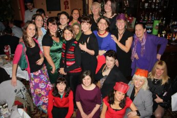 Here's a pic from a Twitter community Christmas meet up in Purley