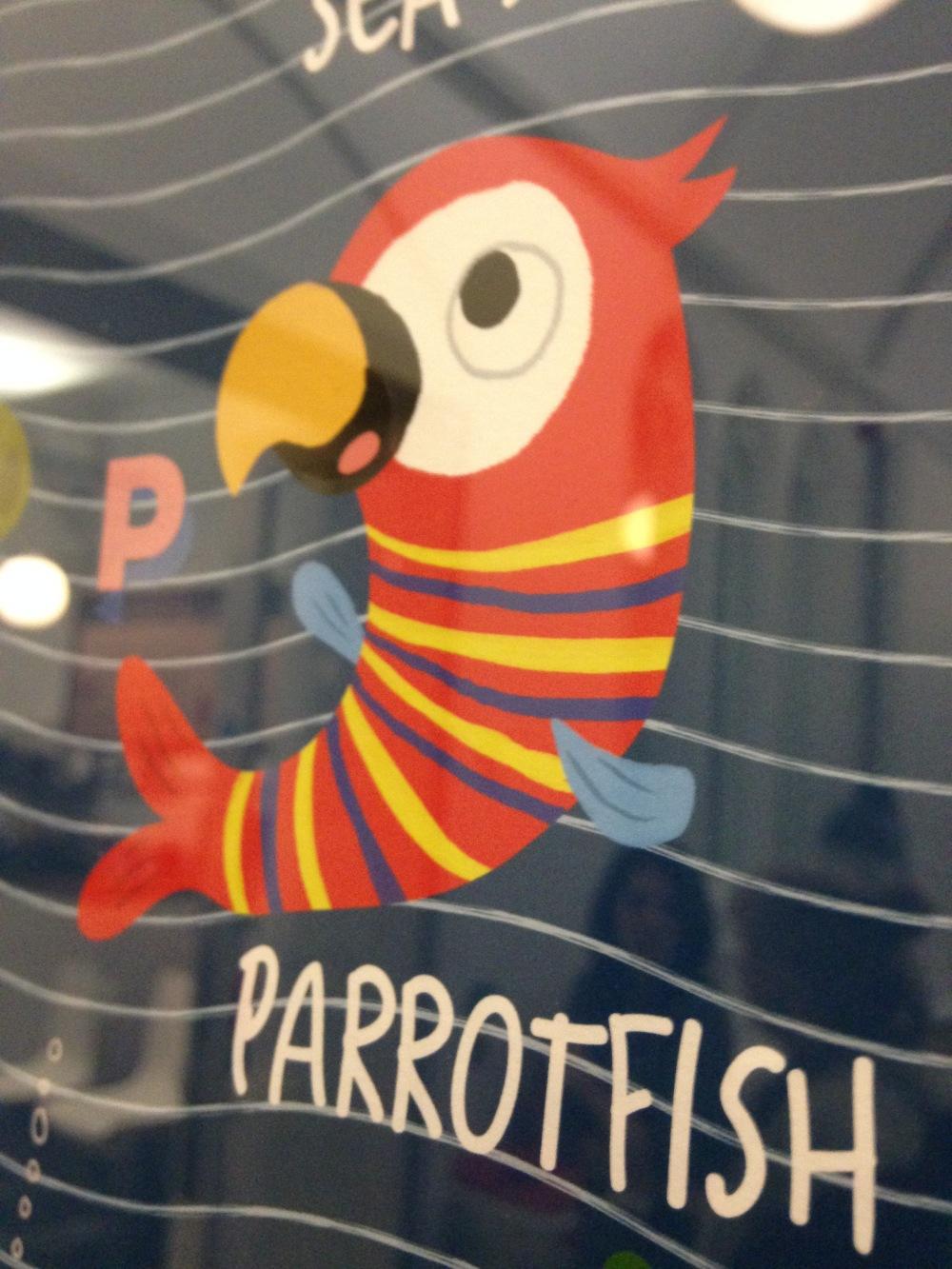 06 PARROT FISH